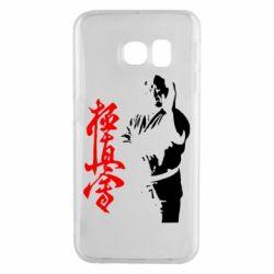 Чохол для Samsung S6 EDGE Kyokushin Kanku Master