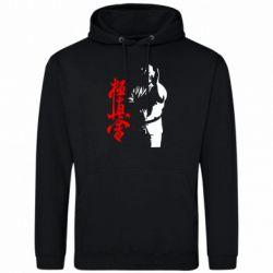Толстовка Kyokushin Kanku Master - FatLine