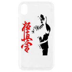Чохол для iPhone XR Kyokushin Kanku Master