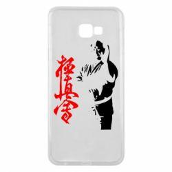 Чохол для Samsung J4 Plus 2018 Kyokushin Kanku Master