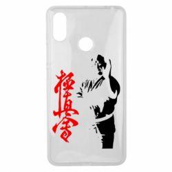 Чехол для Xiaomi Mi Max 3 Kyokushin Kanku Master