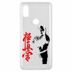 Чехол для Xiaomi Mi Mix 3 Kyokushin Kanku Master