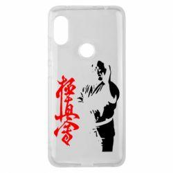 Чехол для Xiaomi Redmi Note 6 Pro Kyokushin Kanku Master