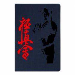 Блокнот А5 Kyokushin Kanku Master
