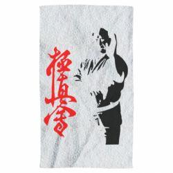 Рушник Kyokushin Kanku Master