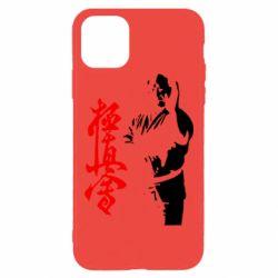 Чохол для iPhone 11 Pro Max Kyokushin Kanku Master