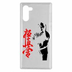 Чохол для Samsung Note 10 Kyokushin Kanku Master
