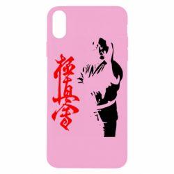 Чохол для iPhone X/Xs Kyokushin Kanku Master