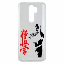 Чехол для Xiaomi Redmi Note 8 Pro Kyokushin Kanku Master