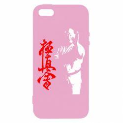 Чохол для iphone 5/5S/SE Kyokushin Kanku Master