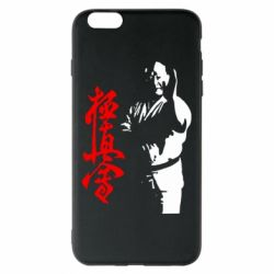 Чехол для iPhone 6 Plus/6S Plus Kyokushin Kanku Master