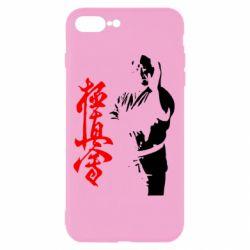 Чохол для iPhone 7 Plus Kyokushin Kanku Master