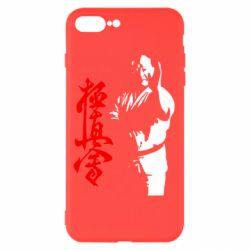 Чохол для iPhone 8 Plus Kyokushin Kanku Master