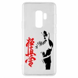 Чохол для Samsung S9+ Kyokushin Kanku Master