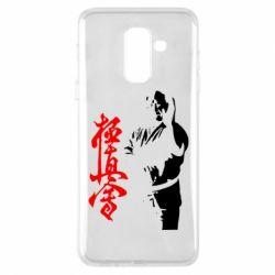 Чохол для Samsung A6+ 2018 Kyokushin Kanku Master
