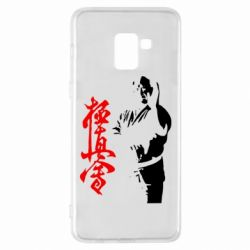 Чохол для Samsung A8+ 2018 Kyokushin Kanku Master