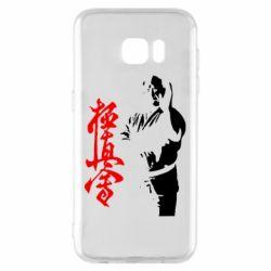 Чохол для Samsung S7 EDGE Kyokushin Kanku Master