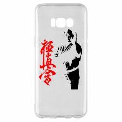 Чохол для Samsung S8+ Kyokushin Kanku Master