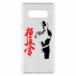 Чохол для Samsung Note 8 Kyokushin Kanku Master