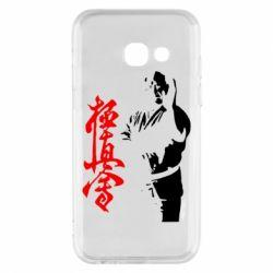 Чохол для Samsung A3 2017 Kyokushin Kanku Master