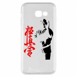 Чохол для Samsung A5 2017 Kyokushin Kanku Master