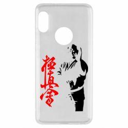 Чехол для Xiaomi Redmi Note 5 Kyokushin Kanku Master
