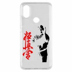 Чохол для Xiaomi Mi A2 Kyokushin Kanku Master