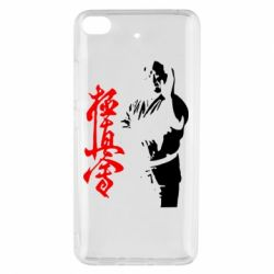 Чохол для Xiaomi Mi 5s Kyokushin Kanku Master