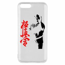 Чохол для Xiaomi Mi6 Kyokushin Kanku Master