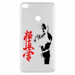 Чехол для Xiaomi Mi Max 2 Kyokushin Kanku Master