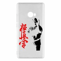Чехол для Xiaomi Mi Note 2 Kyokushin Kanku Master