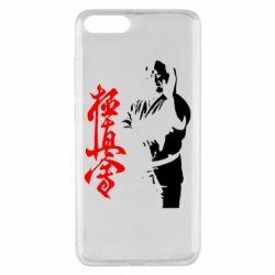 Чехол для Xiaomi Mi Note 3 Kyokushin Kanku Master