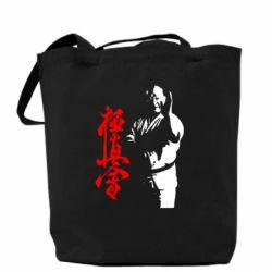 Сумка Kyokushin Kanku Master