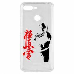 Чехол для Xiaomi Redmi 6 Kyokushin Kanku Master
