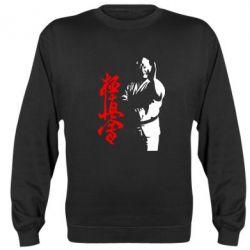 Реглан (свитшот) Kyokushin Kanku Master - FatLine