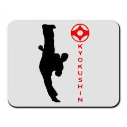 Коврик для мыши Kyokushin Kick