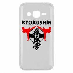 Чехол для Samsung J2 2015 Kyokushin