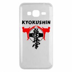 Чехол для Samsung J3 2016 Kyokushin