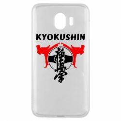 Чехол для Samsung J4 Kyokushin