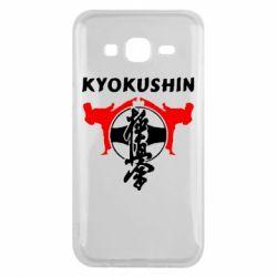 Чехол для Samsung J5 2015 Kyokushin