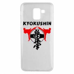 Чехол для Samsung J6 Kyokushin