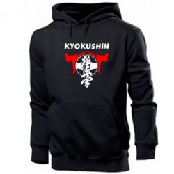 Толстовка Kyokushin