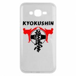 Чехол для Samsung J7 2015 Kyokushin