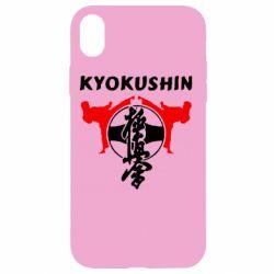 Чехол для iPhone XR Kyokushin