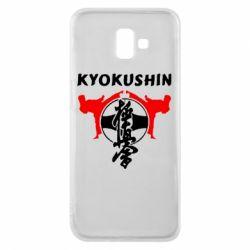 Чехол для Samsung J6 Plus 2018 Kyokushin