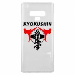 Чохол для Samsung Note 9 Kyokushin