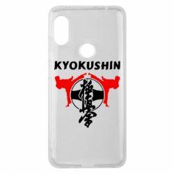 Чехол для Xiaomi Redmi Note 6 Pro Kyokushin