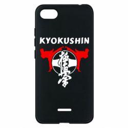 Чехол для Xiaomi Redmi 6A Kyokushin