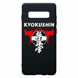 Чехол для Samsung S10+ Kyokushin