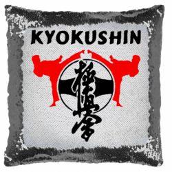 Подушка-хамелеон Kyokushin